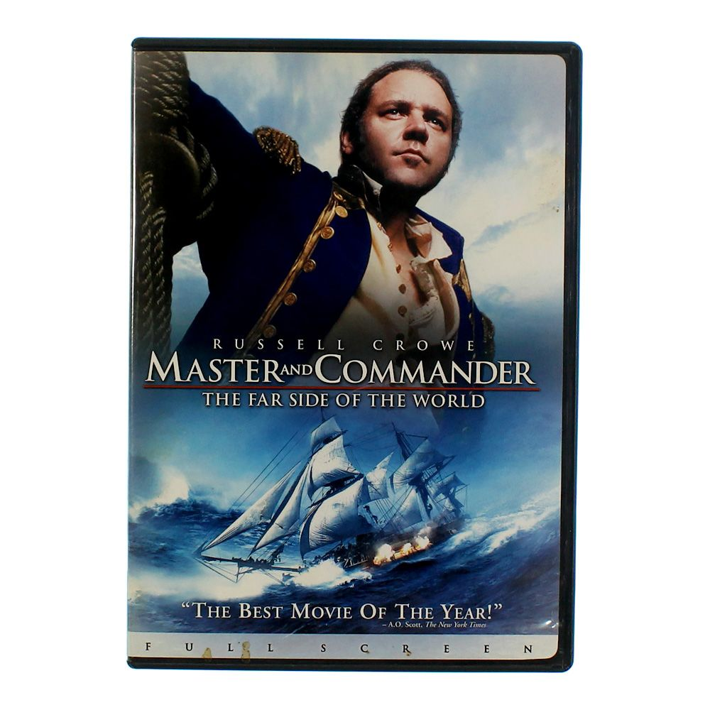 Movie: Master and Commander - The Far Side of the World 1347524008