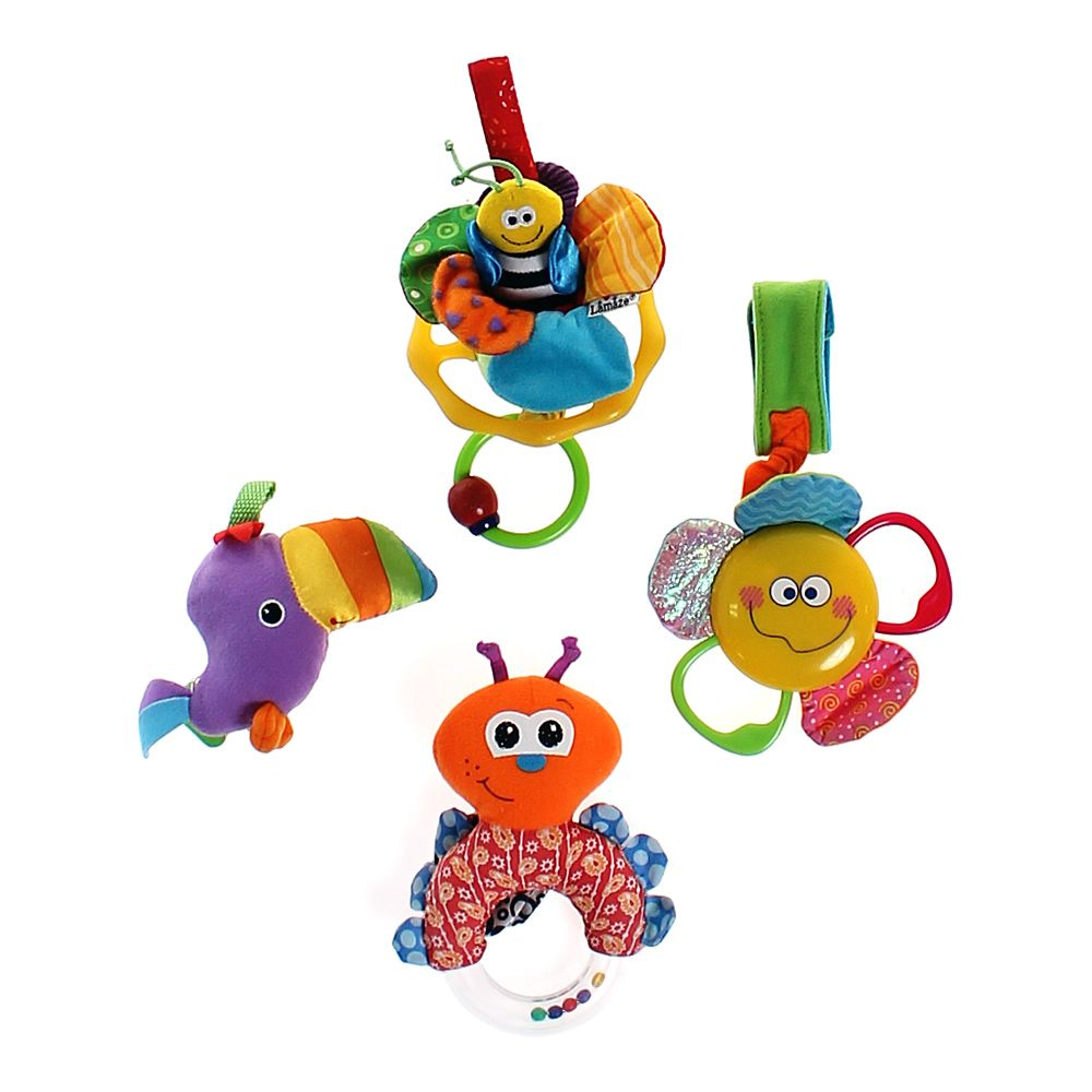 Image of Colorful Activity Toys