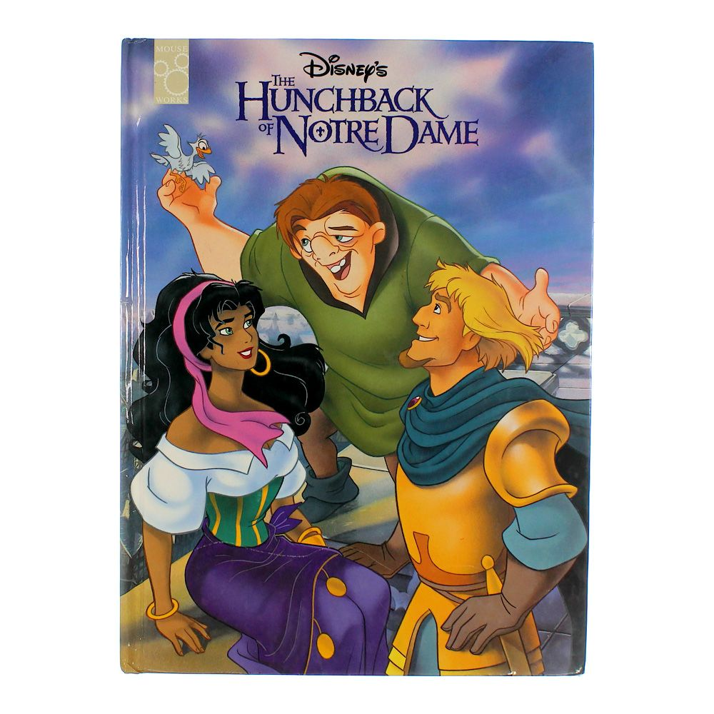 Book: The Hunchback of Notre Dame 1611724002