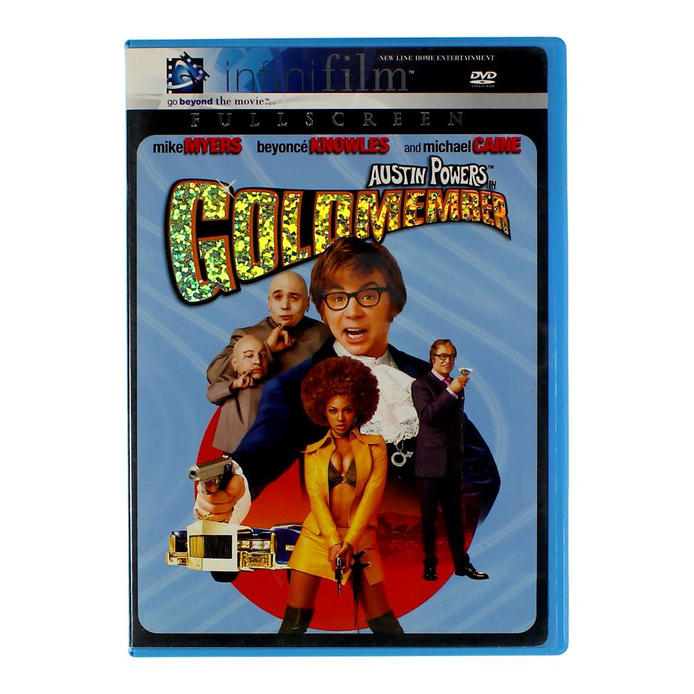 Movie: Austin Powers In Goldmember 1627294059