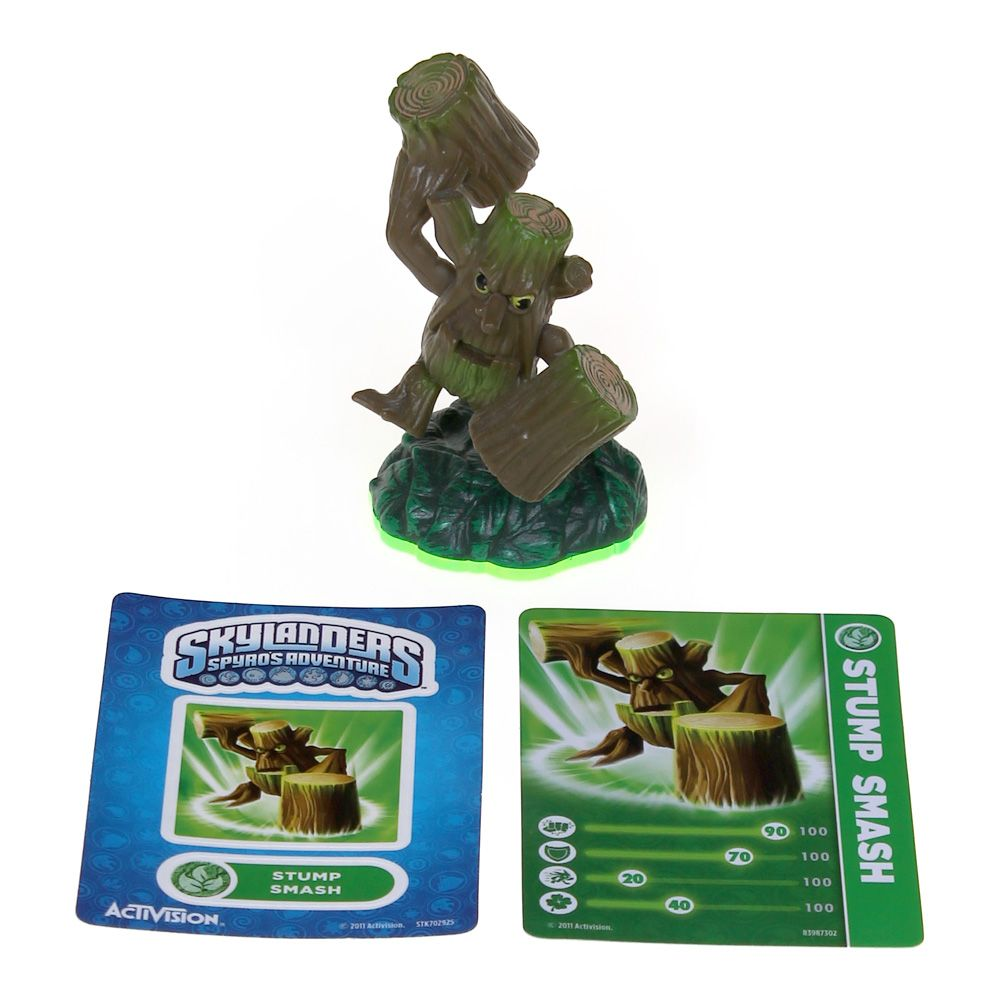 Skylanders Spyro's Adventure Stump Smash 1681424062
