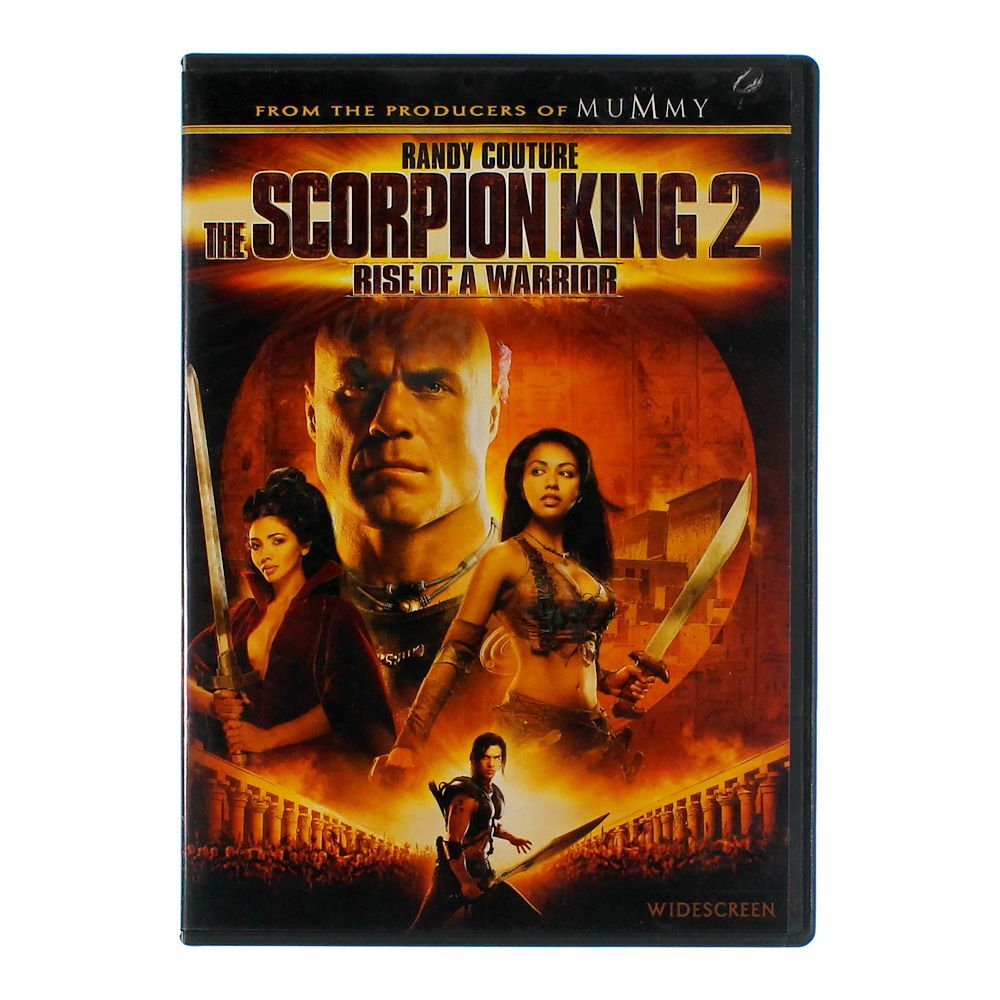 Movie: The Scorpion King 2: Rise of a Warrior 1691044065