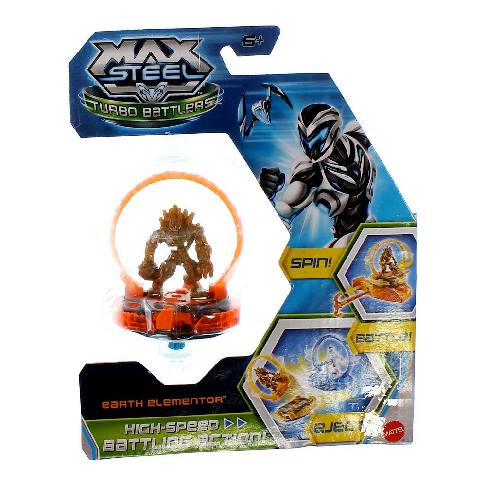 Max Steel Turbo Battlers: Earth Elementor 1753684132