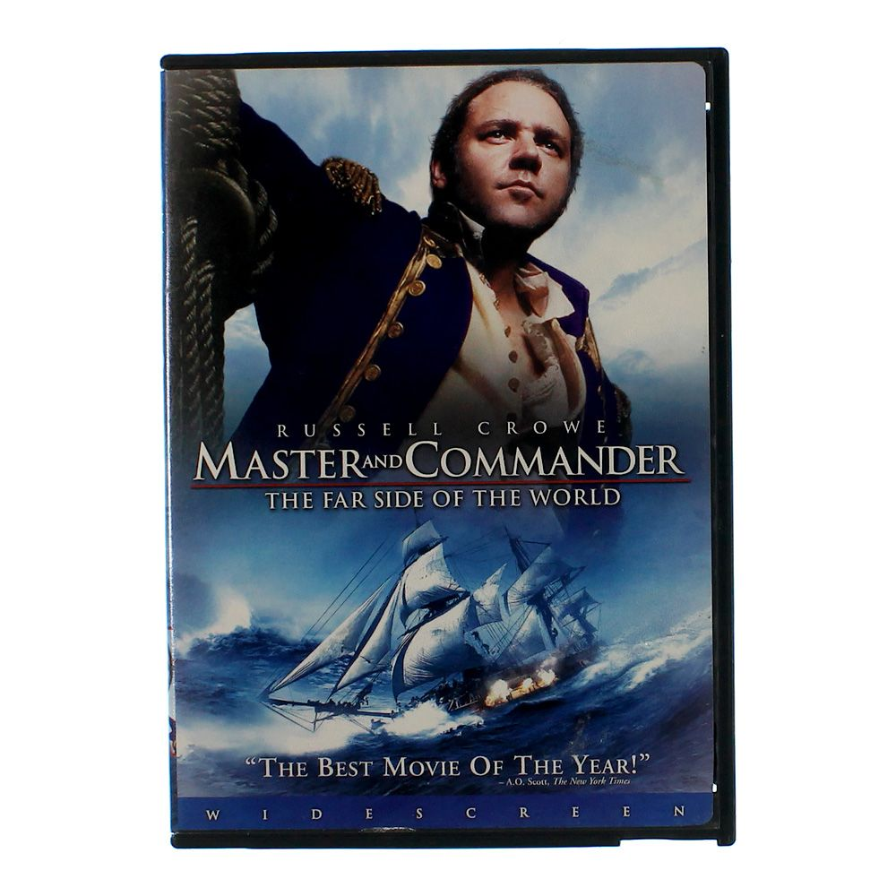 Movie: Master and Commander - The Far Side of the World 1928434132