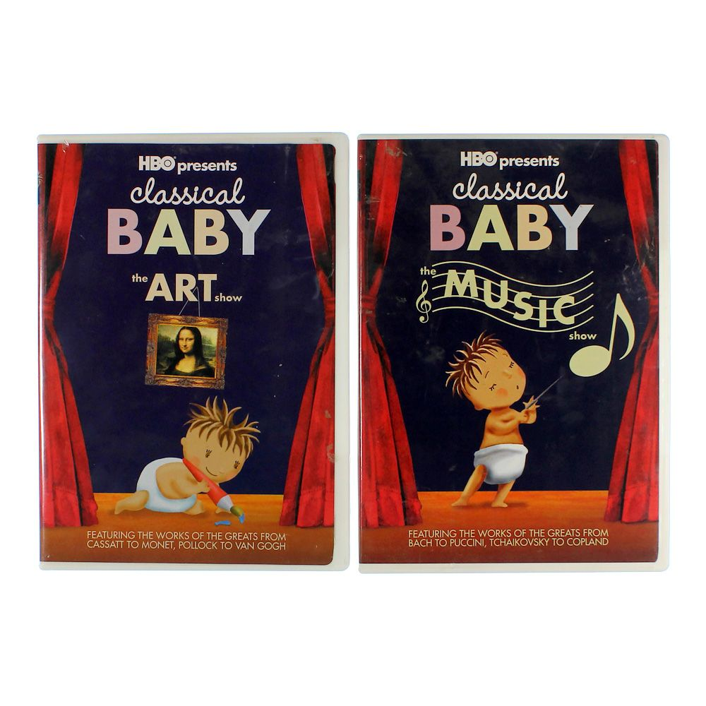 Classical Baby Movie Set 1930844102