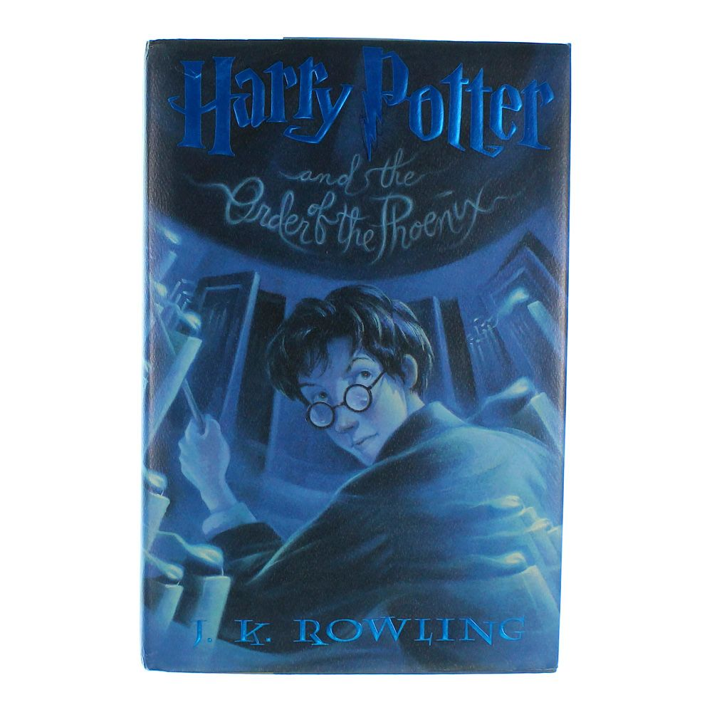 Book: Harry Potter And The Order of the Phoenix 1979144069