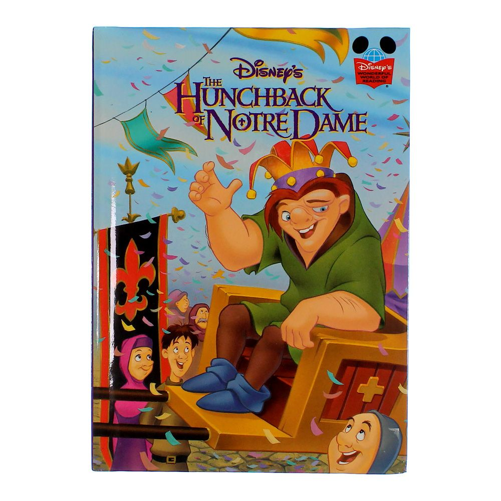 Book: The Hunchback of Notre Dame 1993604030