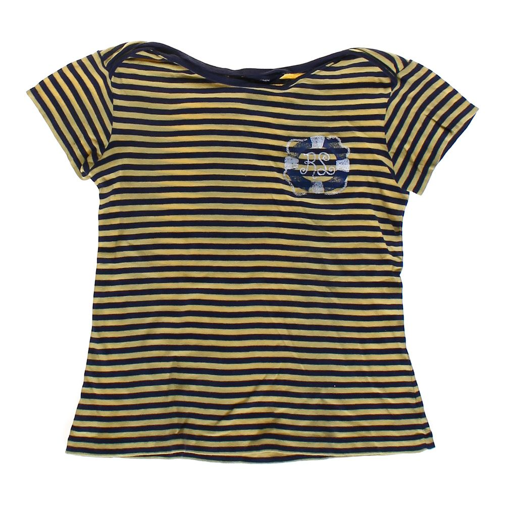 """""Striped Tee, size 12"""""" 2017084007"
