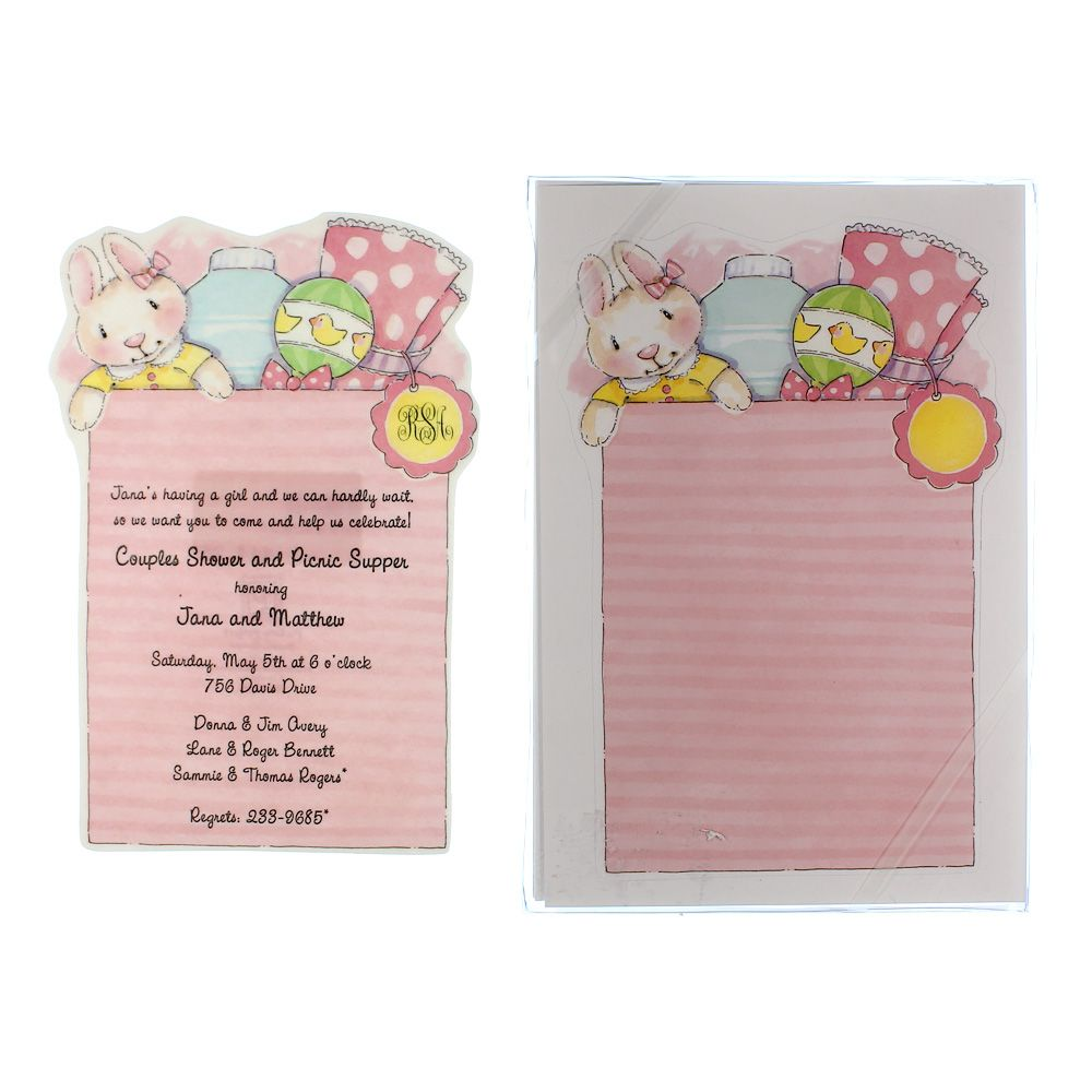 Image of Baby Shower Invitations