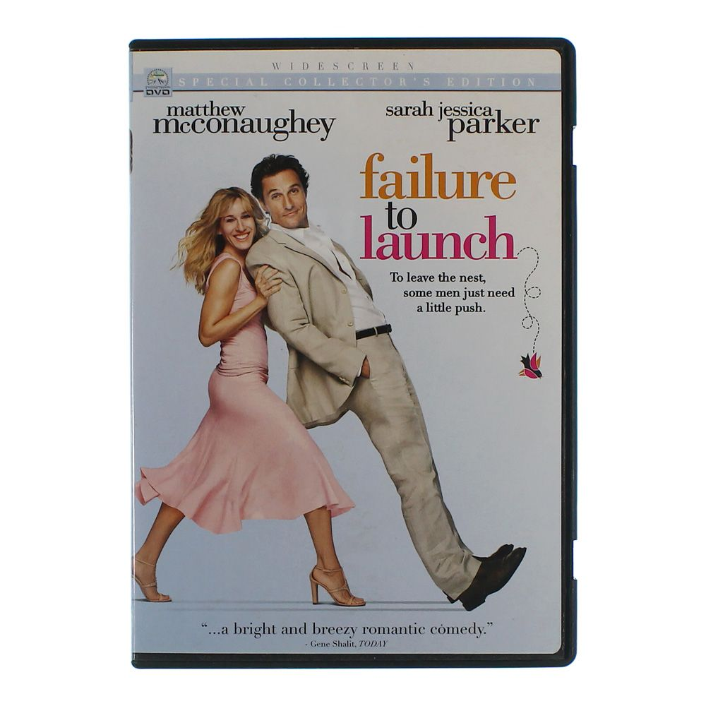 Movie: Failure to Launch 2050074107