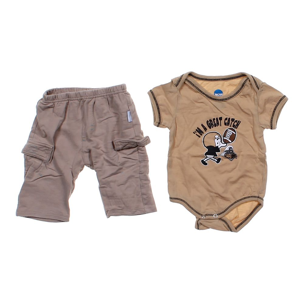 """""""""""Football Outfit, size 6 mo"""""""""""" 2053824518"""