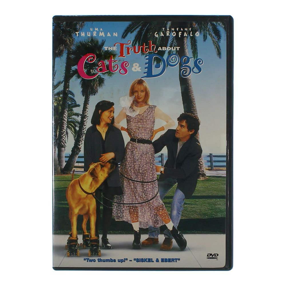 Movie: The Truth About Cats & Dogs 2066584252