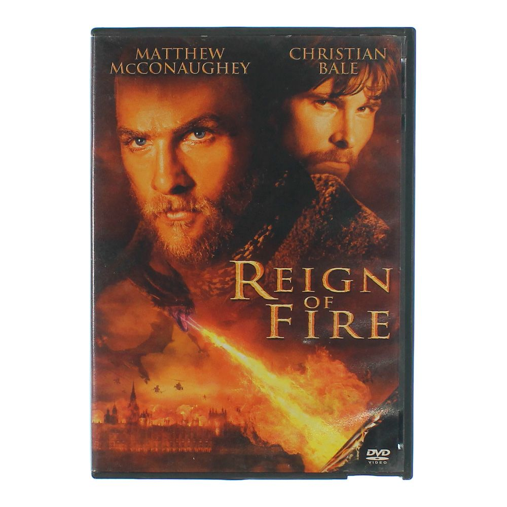 Movie: Reign of Fire 2087684267