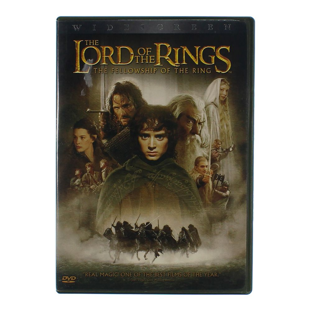 Movie: The Lord of the Rings: The Fellowship 2093465119