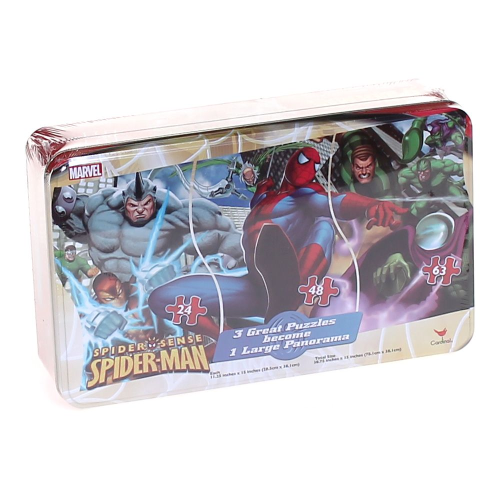 Spider-Man 3 Puzzle Pack 2121954187