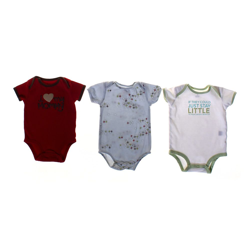 """""Infant Bodysuit Set, size 6 mo"""""" 2160214024"