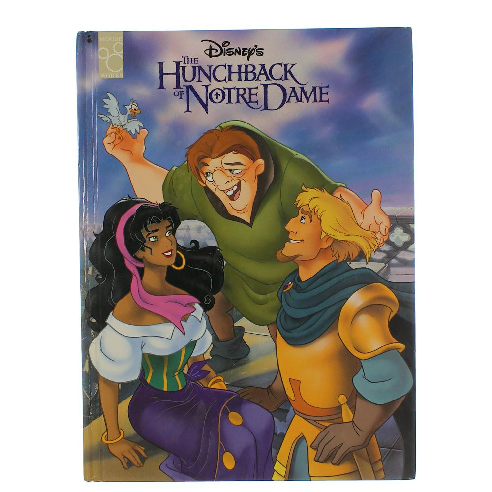 Book: The Hunchback of Notre Dame 2184544234