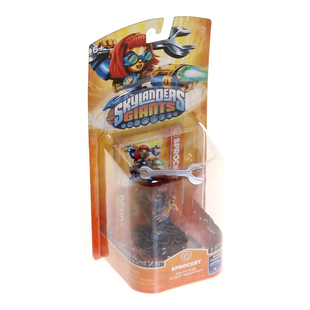 Skylanders Giants Sprocket 2187394131