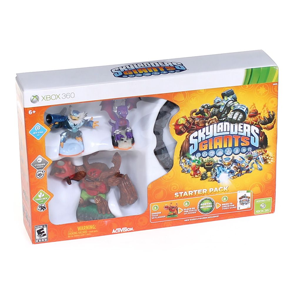 Video Game: Skylanders Giants Starter Pack 2190964127