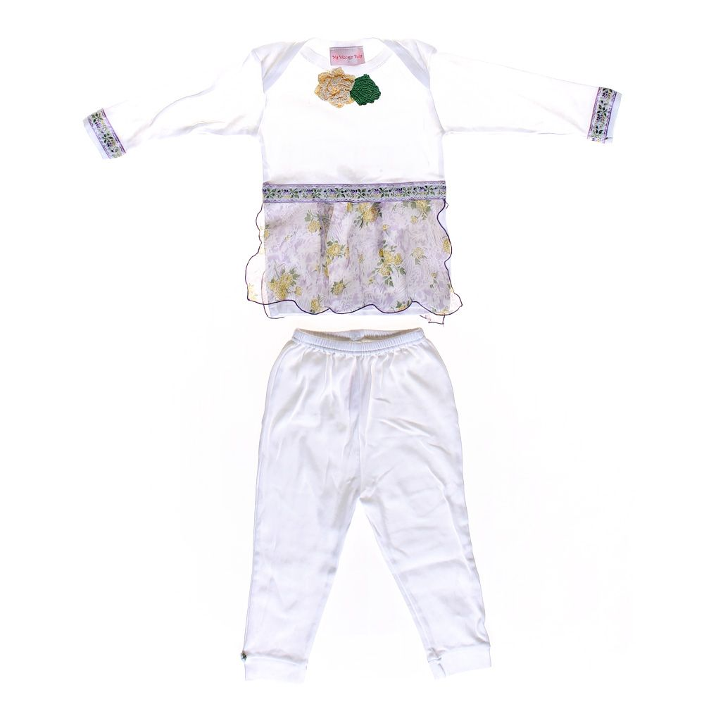 """""""""""Floral Outfit, size 24 mo"""""""""""" 2246574485"""