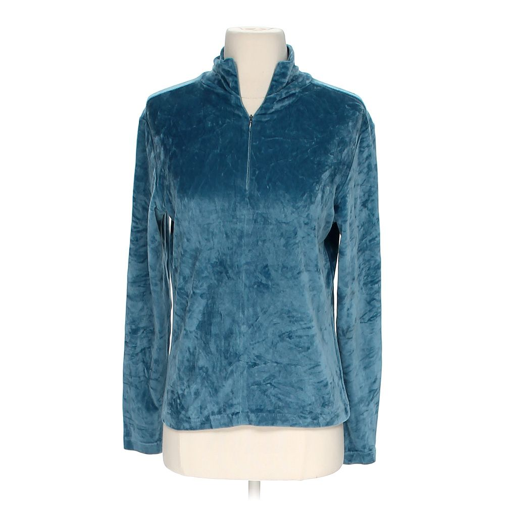"""""Velour Pull-over, size S"""""" 2247184210"