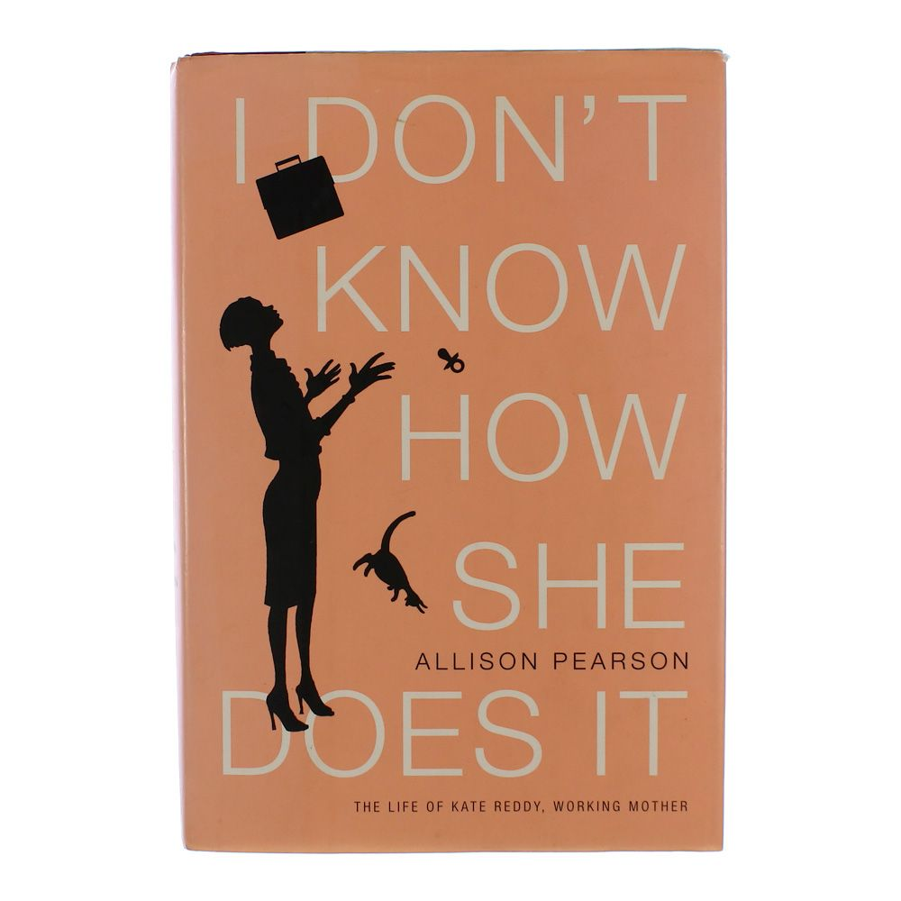 Book: I Don't Know How She Does It 2290044086