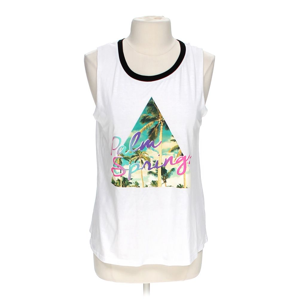 """""""""""Palm Spring Muscle Tee, size XL"""""""""""" 2332994350"""