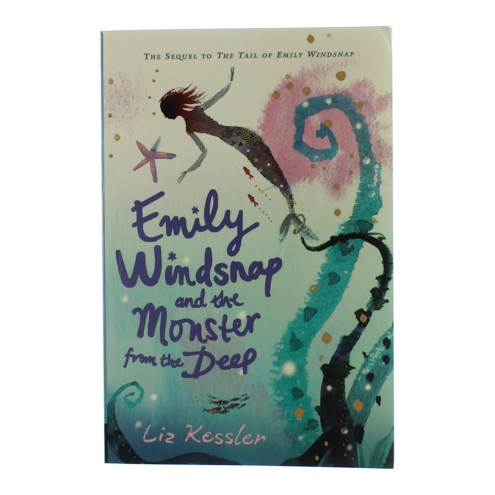 Book: Emily Windsnap and the Monster from the Deep 2378634127