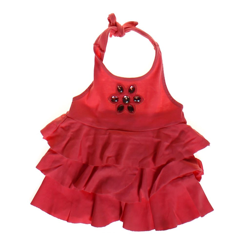 """""Tiered Halter Top, size 5/5T"""""" 2425404042"