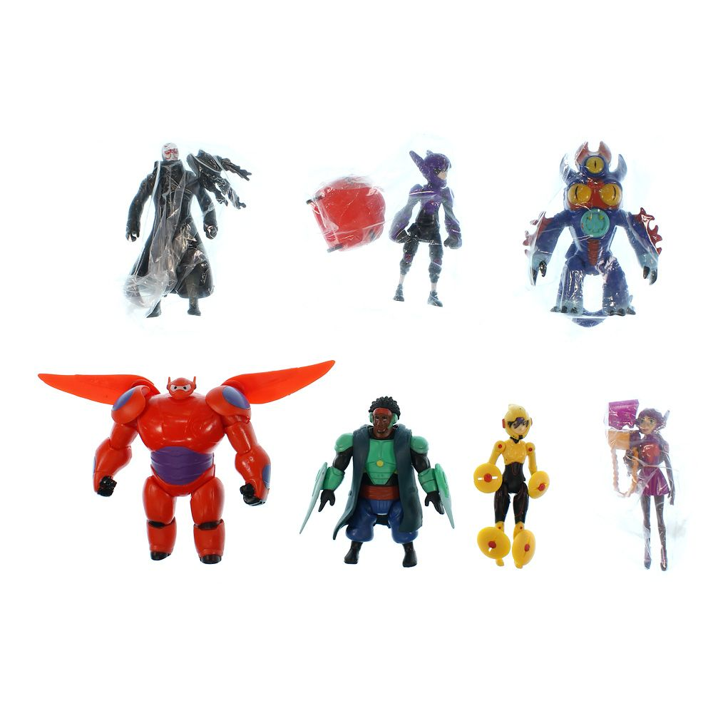 Various Action Figure Set 2550144128
