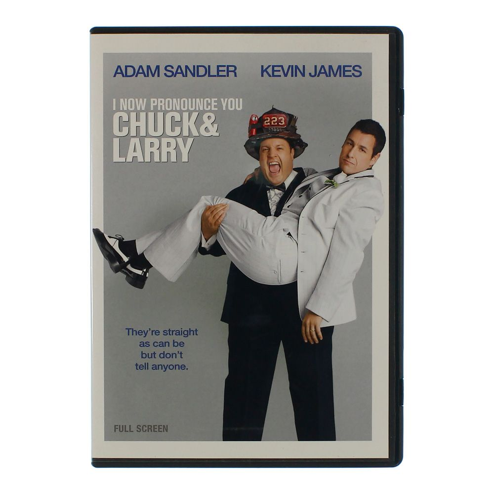 Movie: I Now Pronounce You Chuck & Larry 2749444062