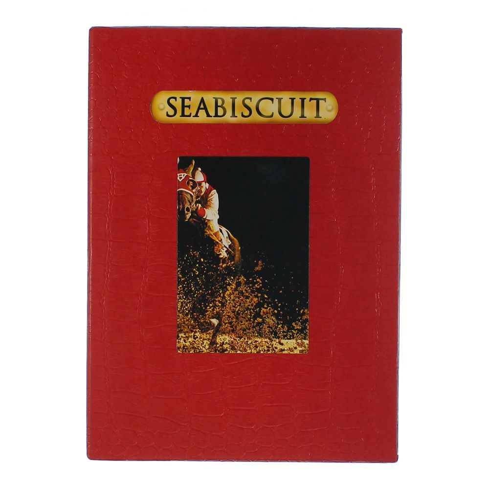 Seabuscuit 2-Disc Ultimate Gift Set 2798244371