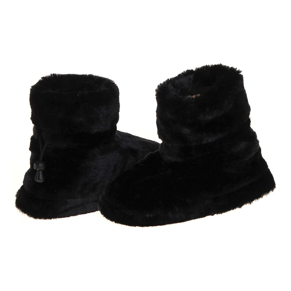 Vibrating Boot Slippers, Size 5 Womens
