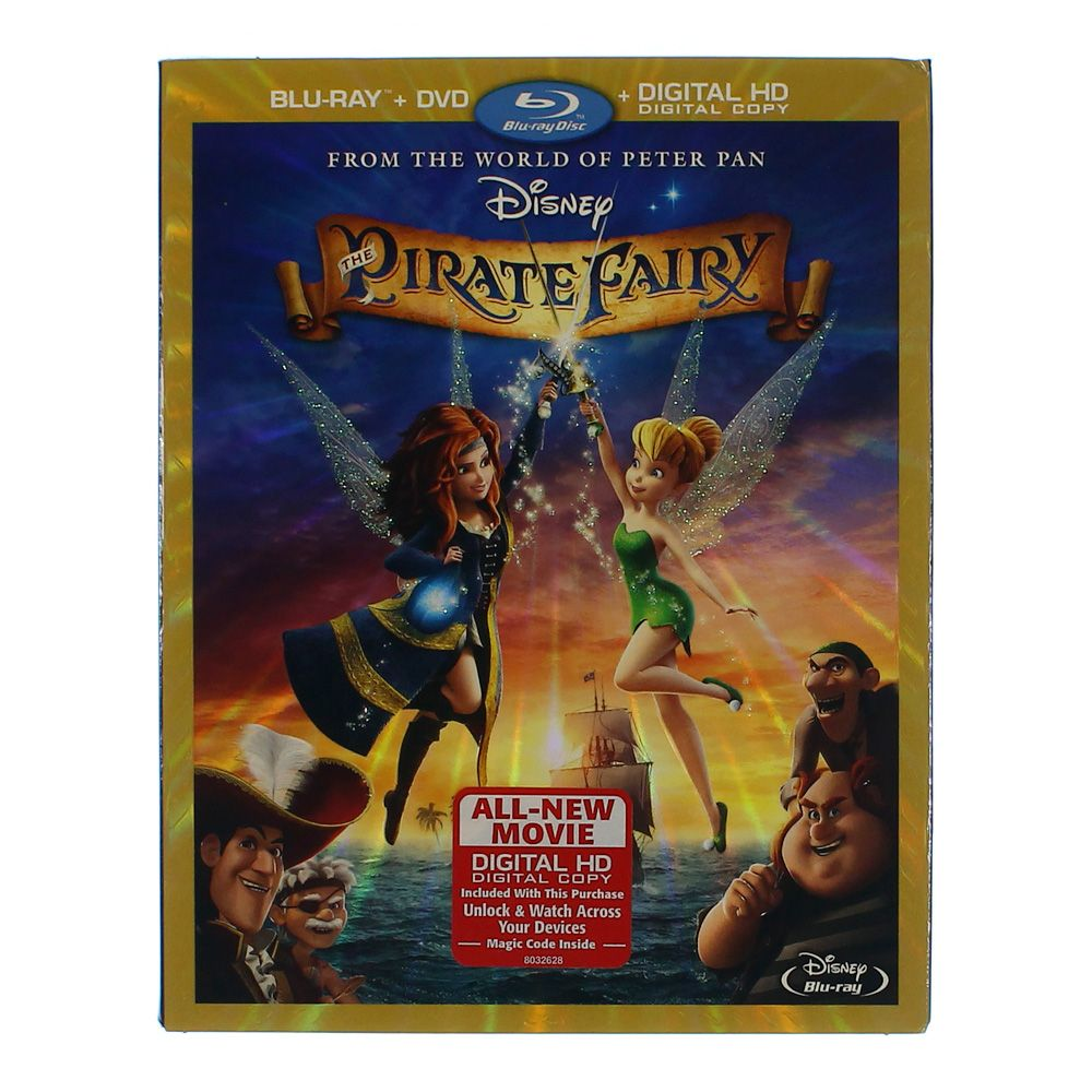 The Pirate Fairy 2884034367