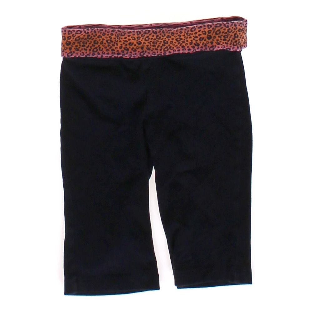 """""Animal Print Yoga Pants, size 2/2T"""""" 2884064173"