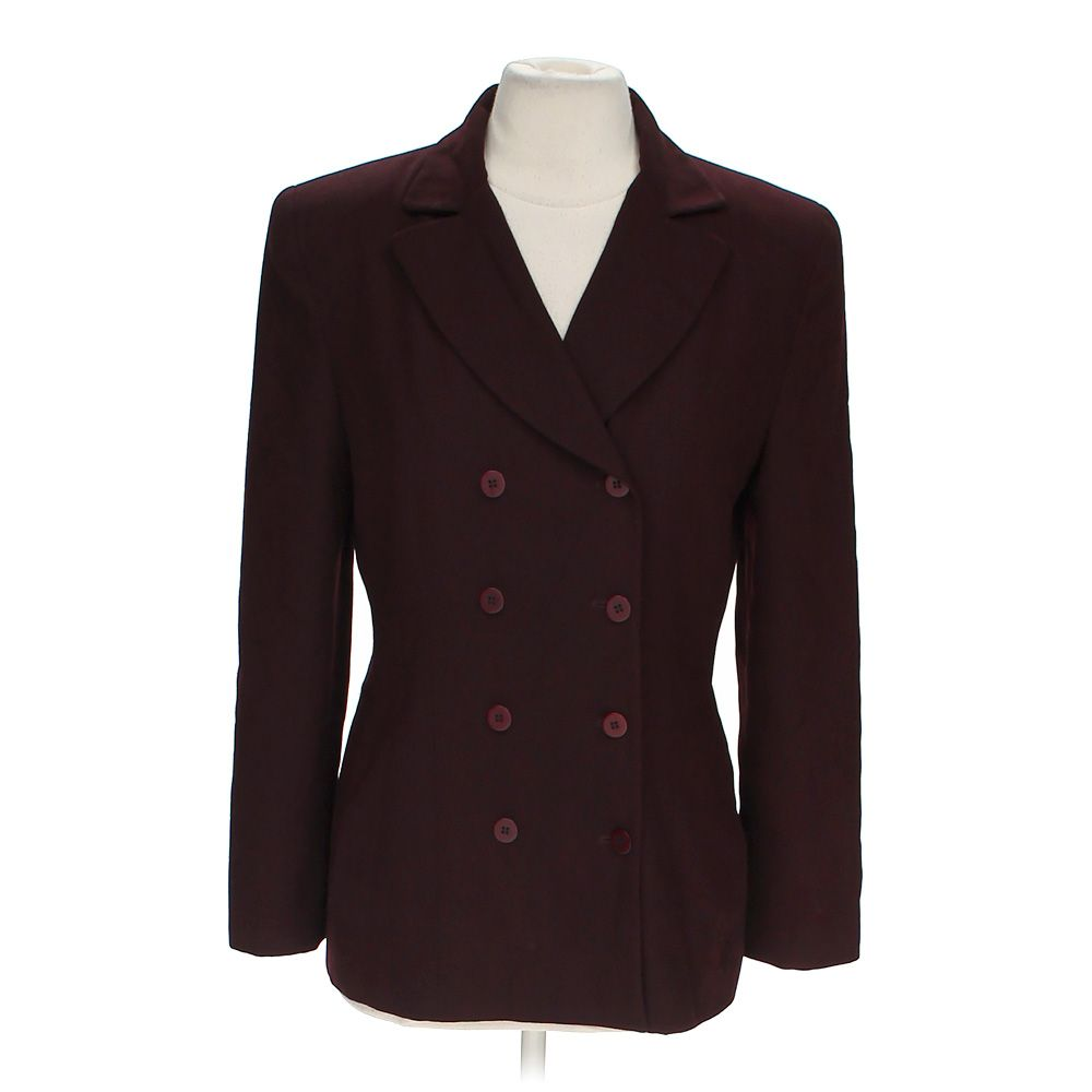 """Image of """"Double Breasted Coat, size 8"""""""