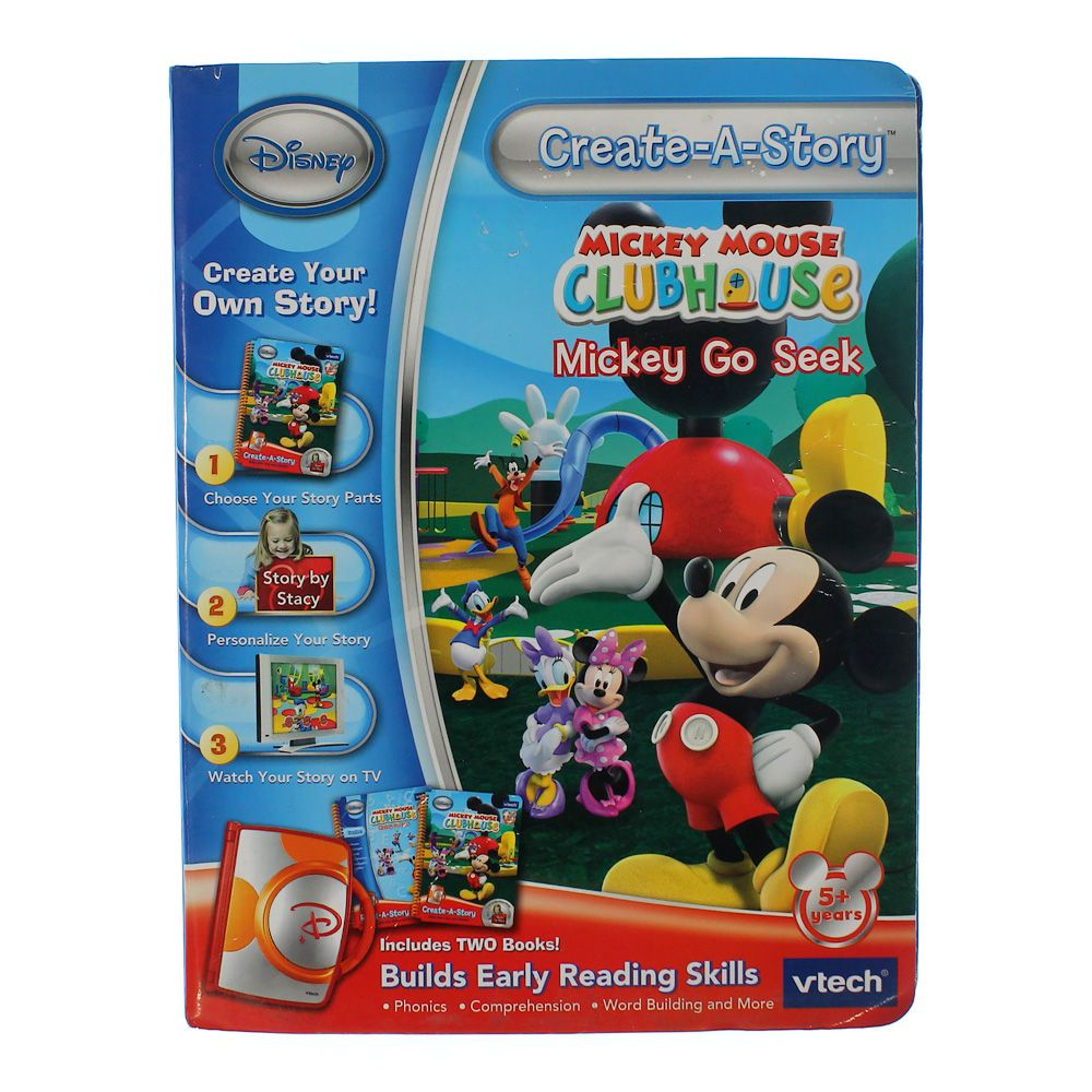 Image of Create-A-Story - Mickey Mouse Clubhouse