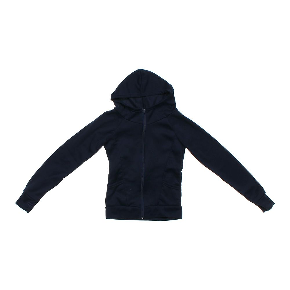 """""Fleeced Lined Full Zip Hoodie, size JR 3"""""" 2935834056"