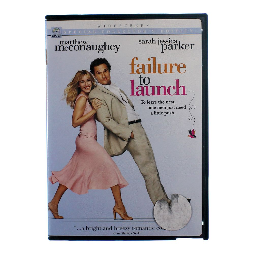 Movie: Failure to Launch (Widescreen Special Collector's Edition) 294364666