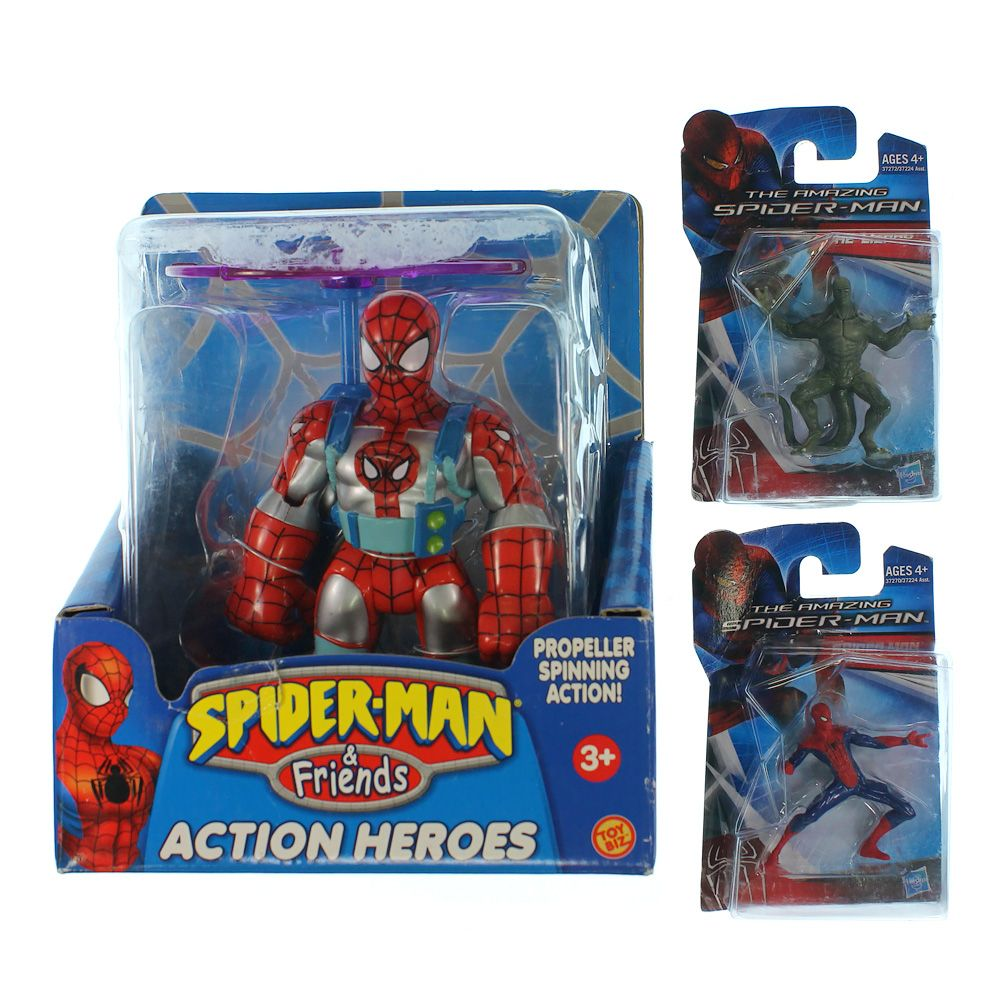 Spider-Man & Friends Action Figure 2950224006