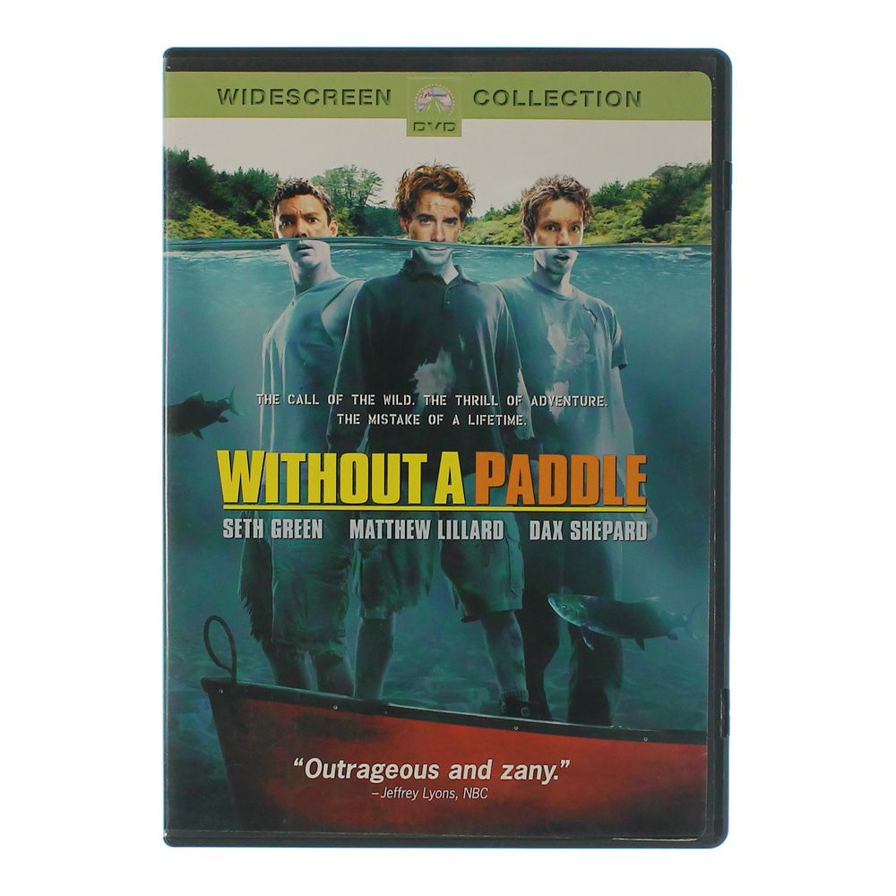 Movie: Without a Paddle 2994665051