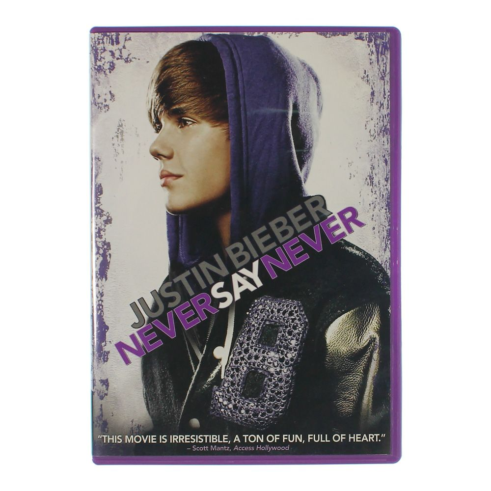 Movie: Justin Bieber Never Say Never 3090014504