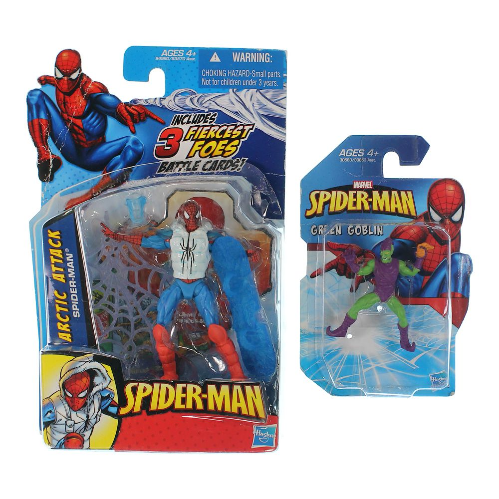 Spider-Man & Green Goblin Action Figure 3098904485