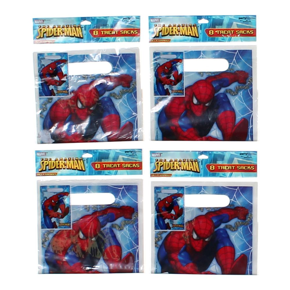 Spiderman Gift Bags Set 3132654018