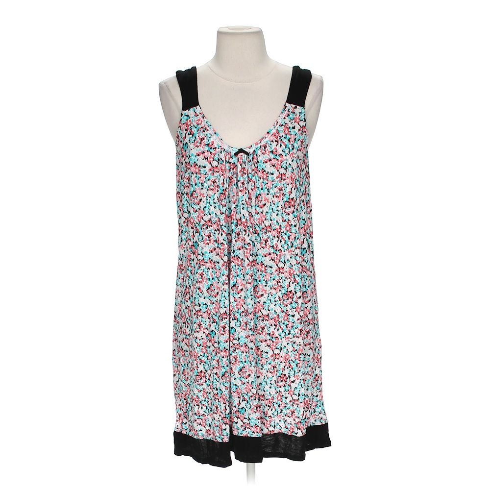 Floral Nightgown, Size 8