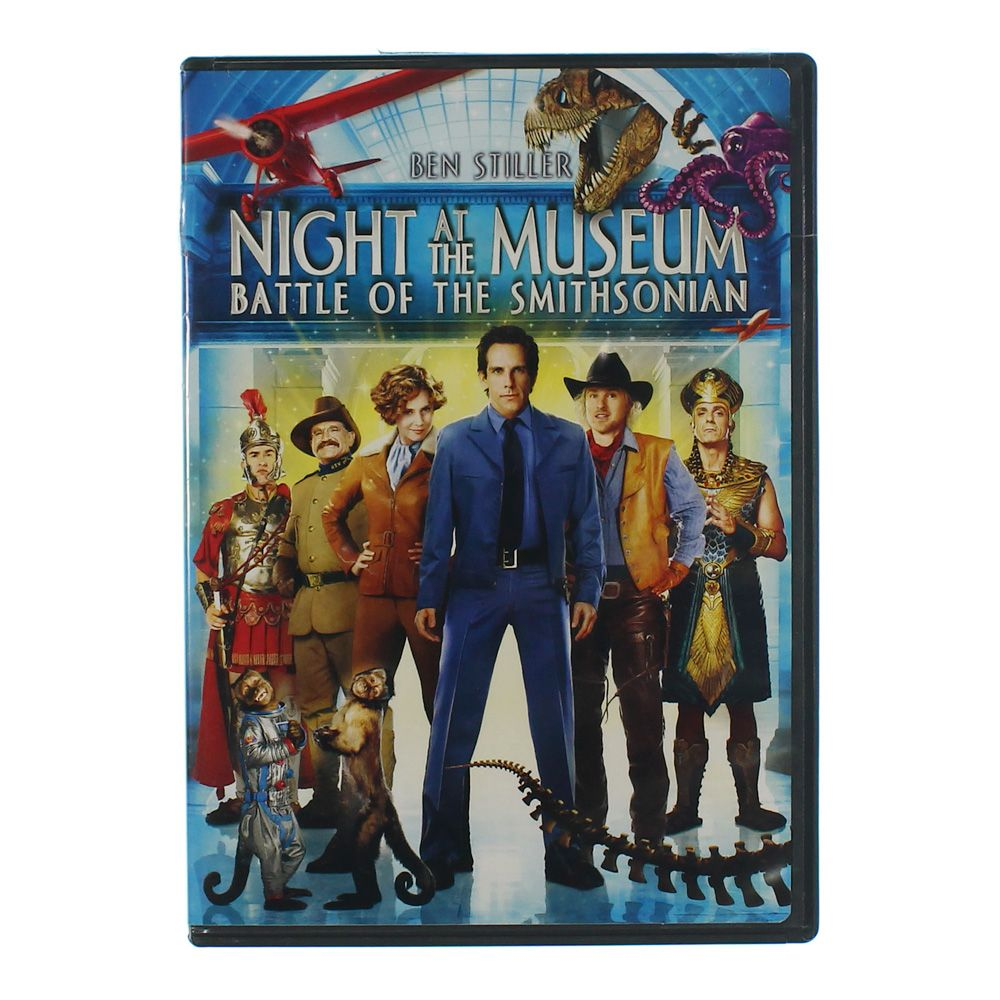 Movie: Night At The Museum Battle of the Smithsonian 3163604746