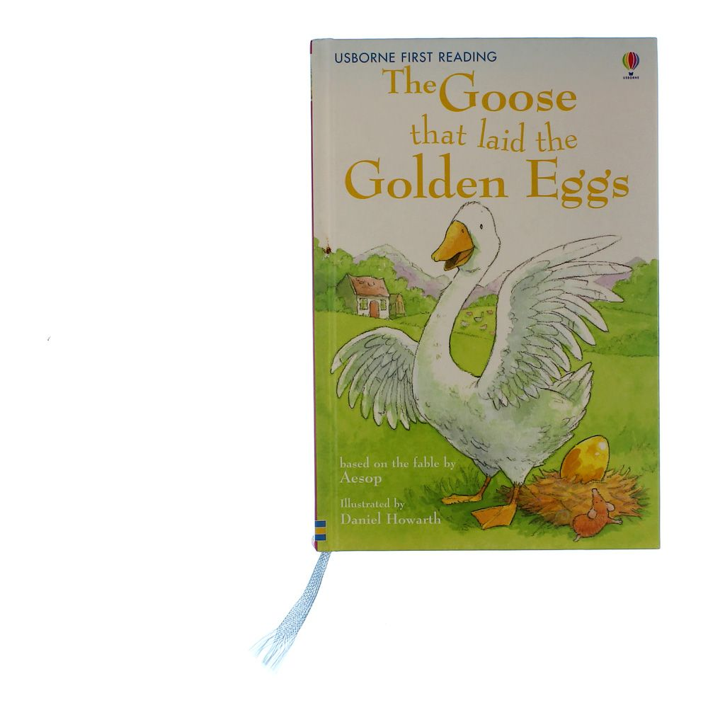 the goose that lay the golden The goose that laid the golden eggs allegory (the goose that lays the golden eggs) it is supposed to be a system that works to benefit everyone.