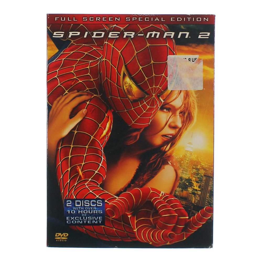 Movie: Spider-Man 2 Full Screen Special Edition 3221404073