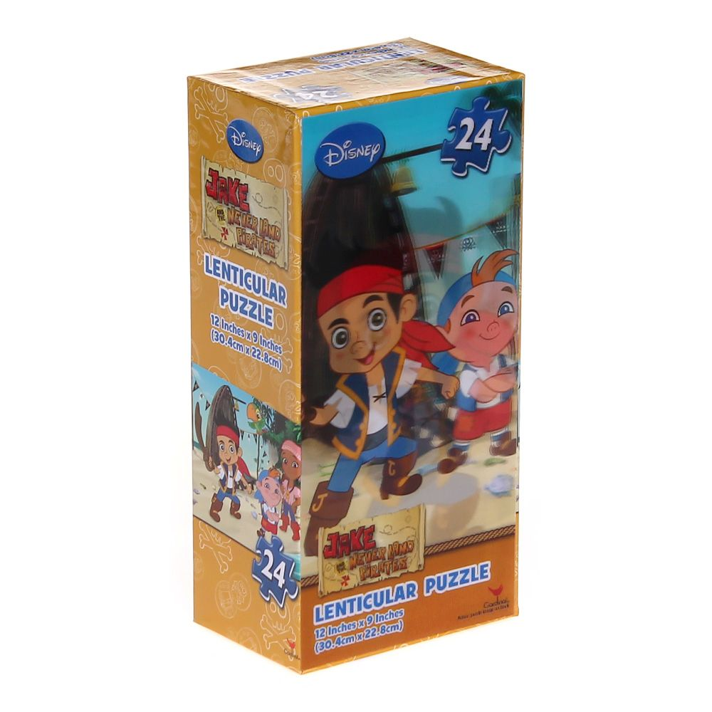 Jake & The Never Land Pirates Puzzle 3228084795