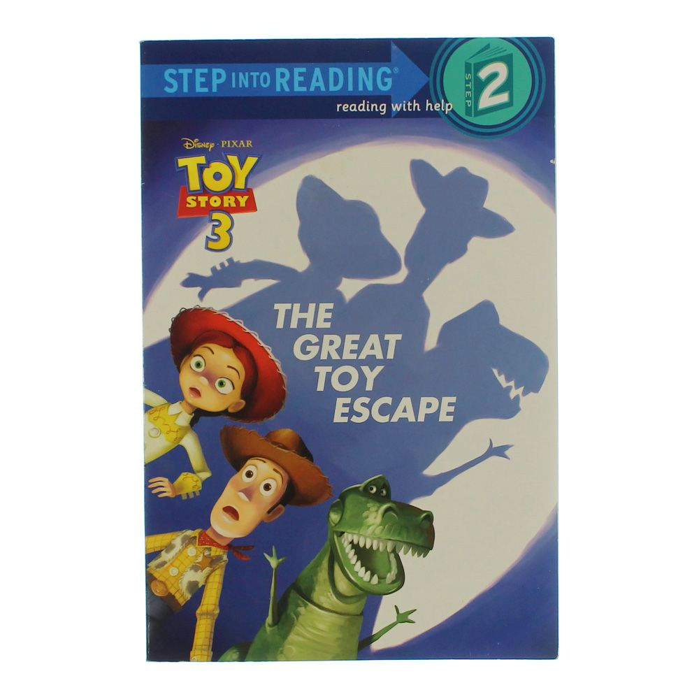 Book: The Great Toy Esacpe 3252844014